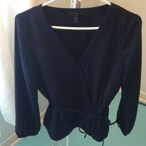 J. Crew blouse, size 6